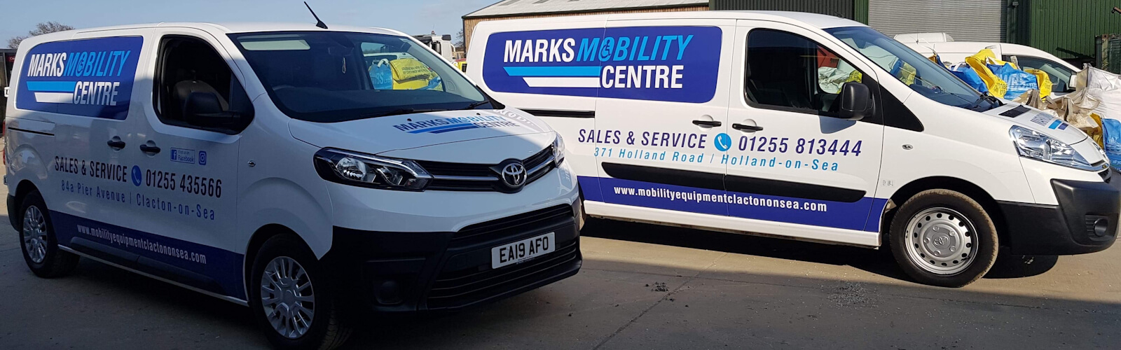 Marks Mobility Centre Ltd