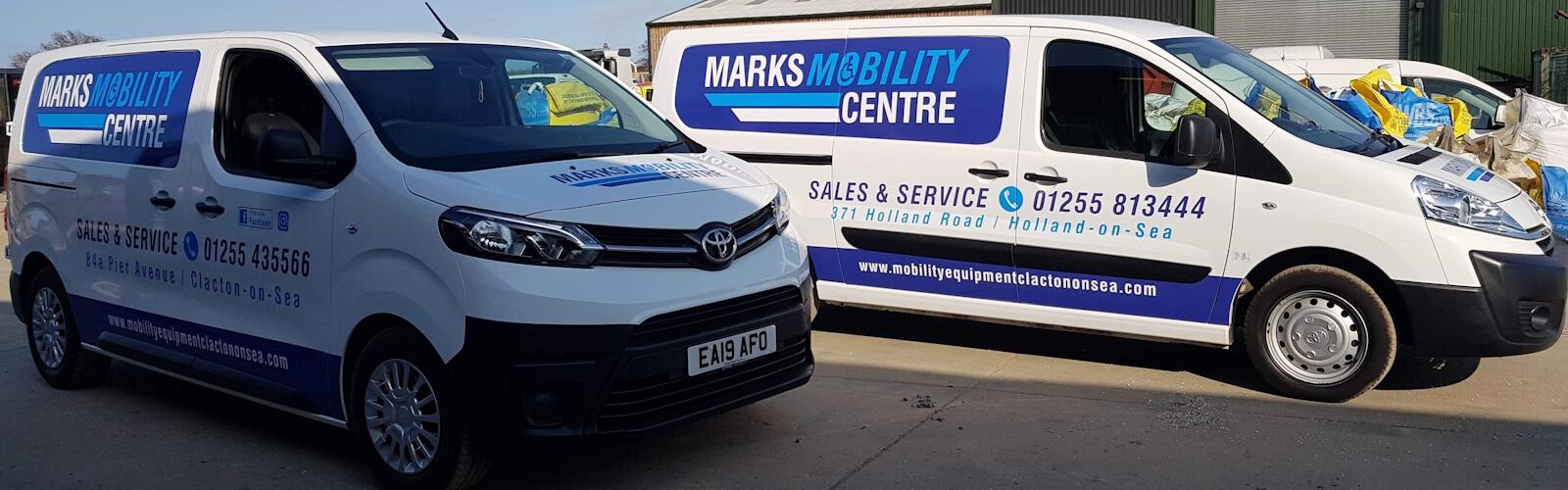 Marks Mobility Centre Ltd