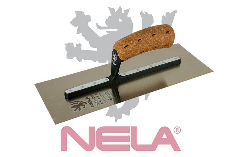 NELA Premium Trowels