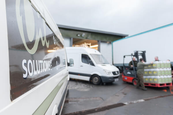 Oil Solutions Ltd Van