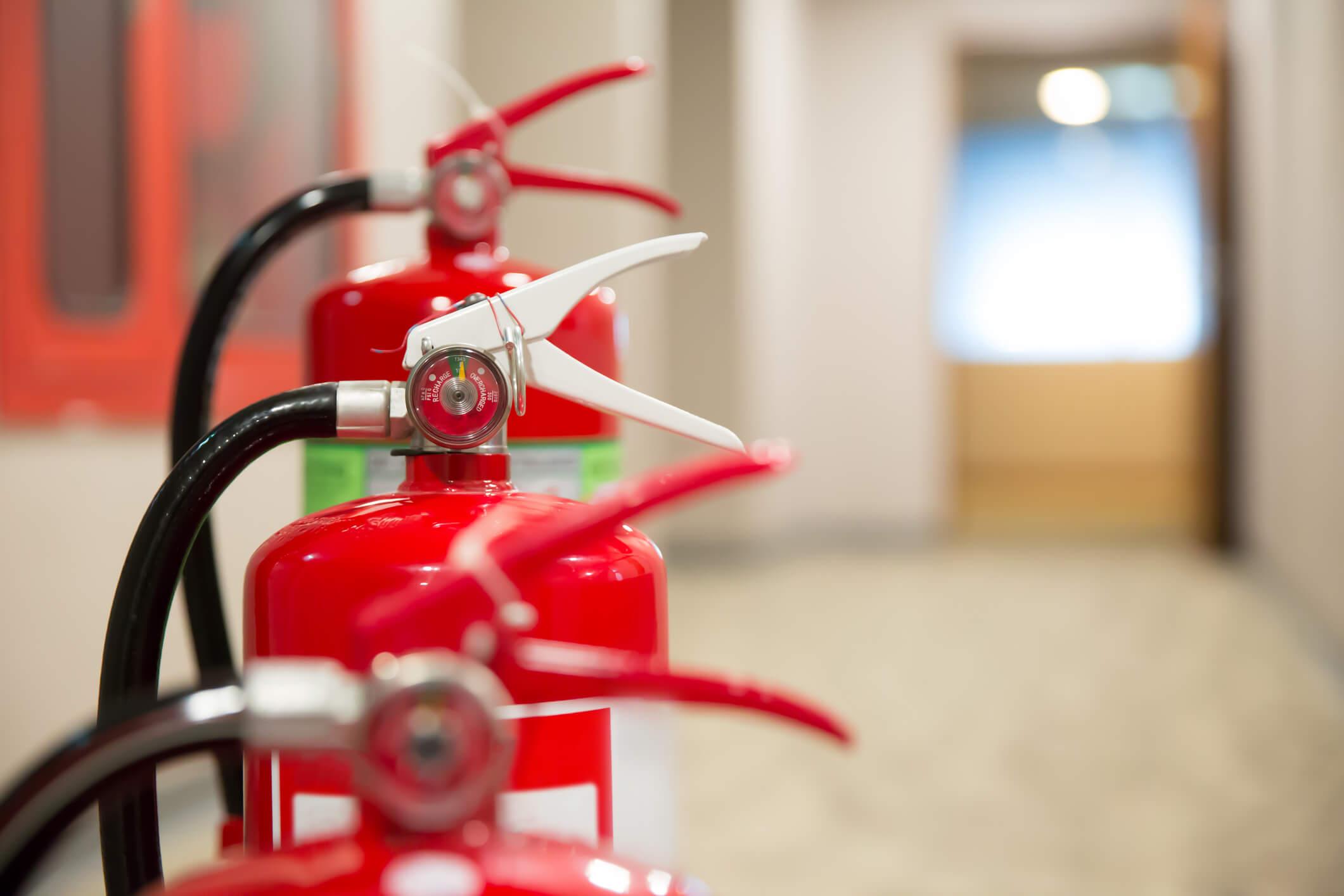 Fire Extinguisher Suppliers in Glasgow