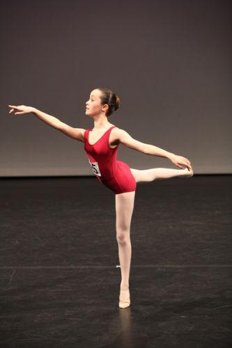 Dancer Priya Roberts CCBA 2013