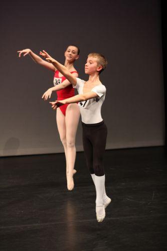 Dancer Charlie Mellor CCBA 2013