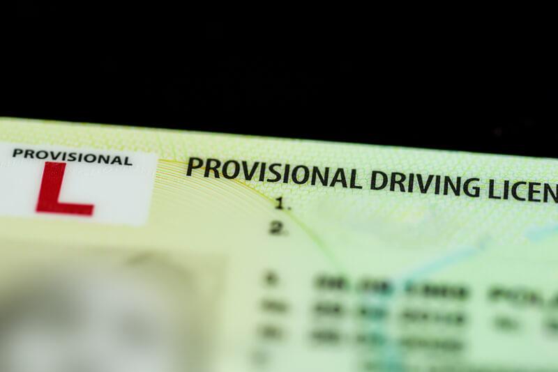 British Drivers License