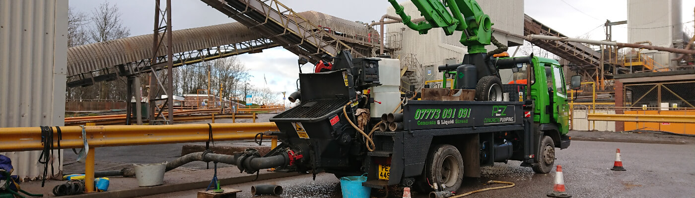 Why Use Concrete Pumping?