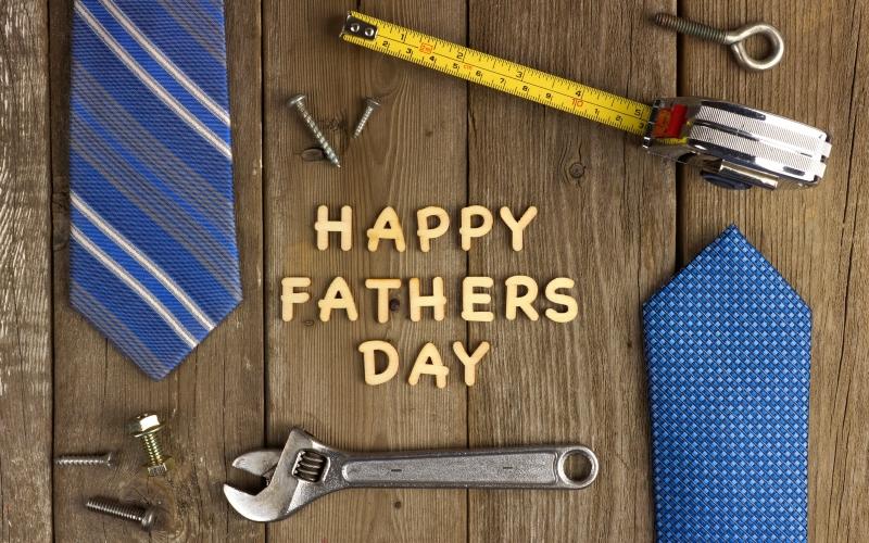 Fathers Day Menu!