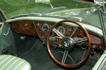 Image of classic car restoration