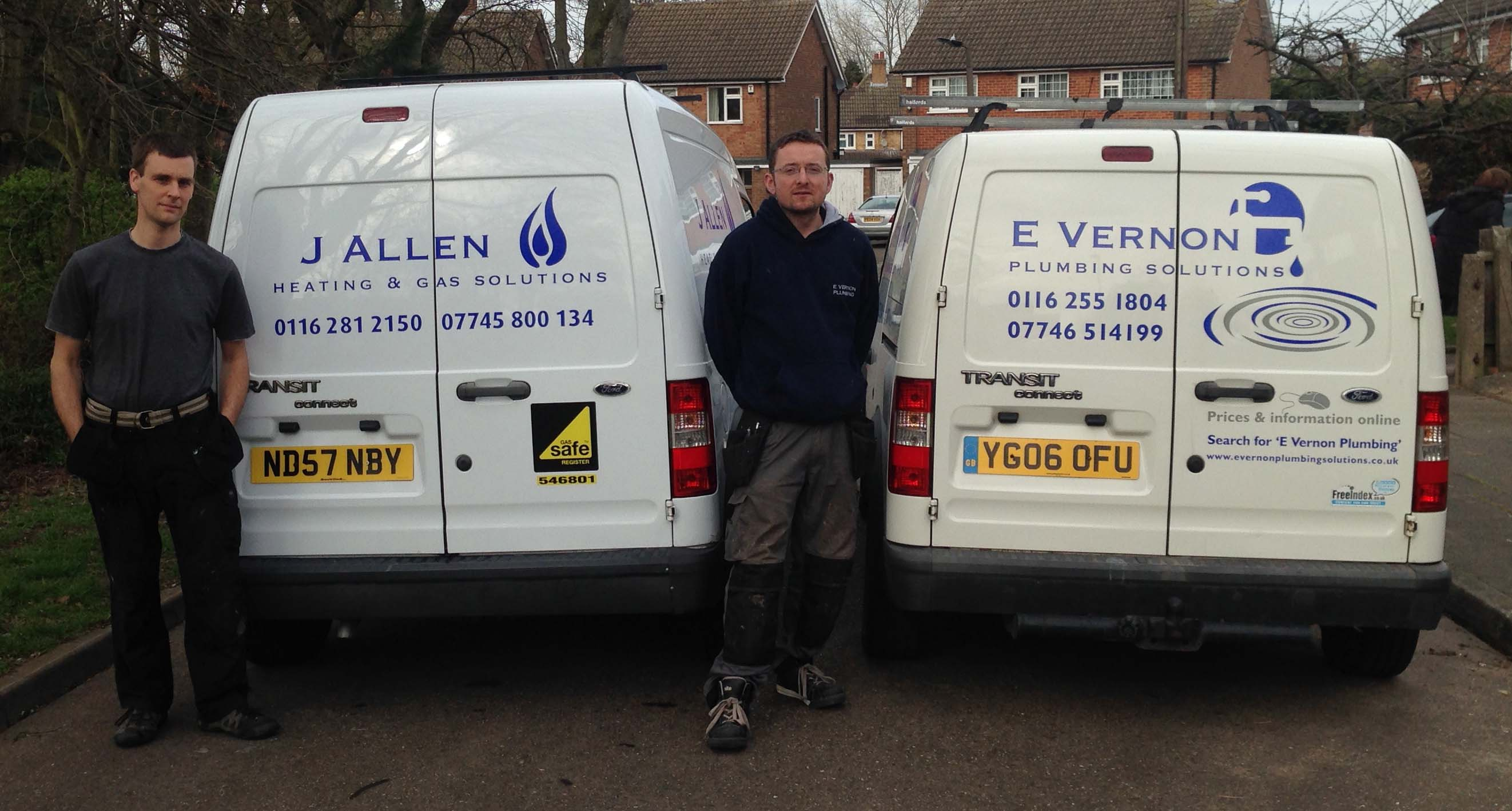 Boiler Installer Leicester Combi Boilers - J Allen Heating & Gas ...