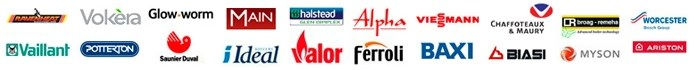 Brands of boilers that we are experienced with