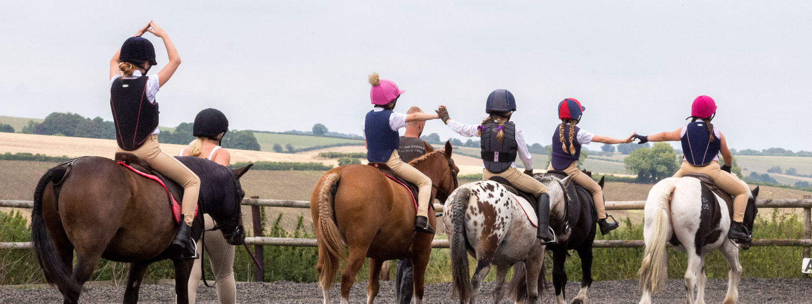 Welcome to Rectory Farm Riding Stables!