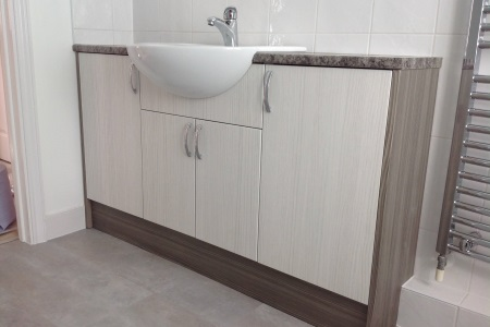 Modern Bathroom Sink Unit