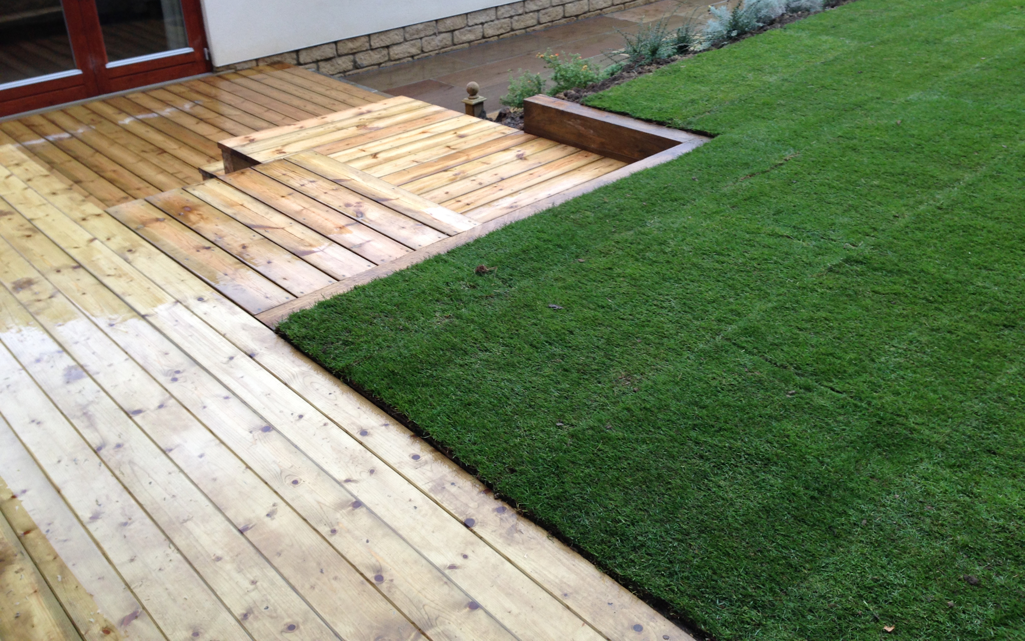 Decking & Timber Work