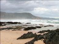 A Coastal Shoreline.