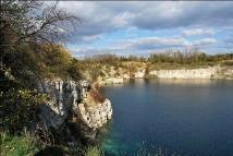 A Quiet Lake.