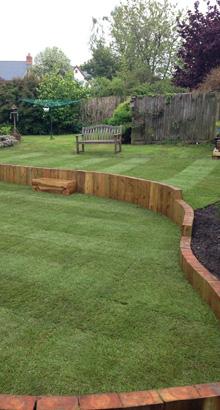 Landscape garden design milton keynes rosedell landscapes block paving workwithnaturefo