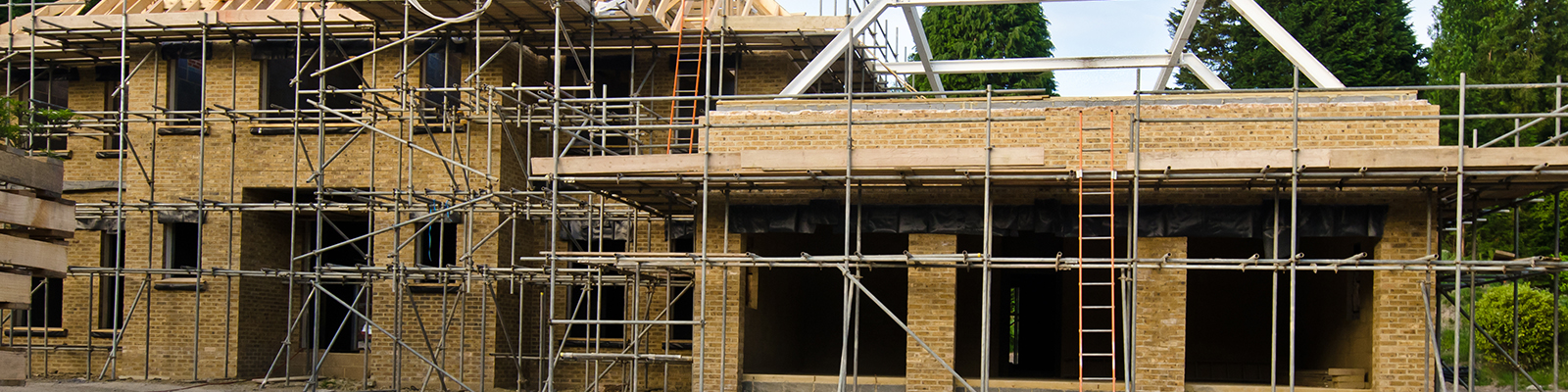 New Build Brickwork in London