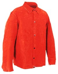 Leather weders jacket