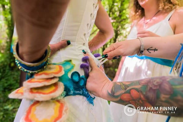 Bridal Dress Fitting