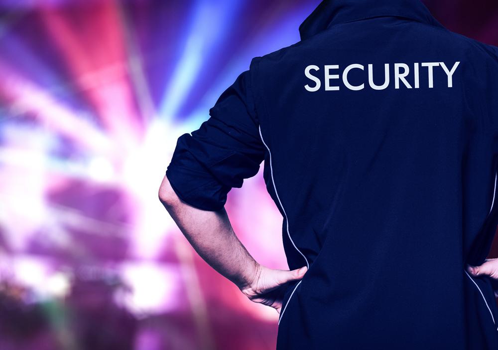 Exhibition Security