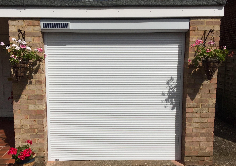 Solar Powered Garage Doors & Shutters