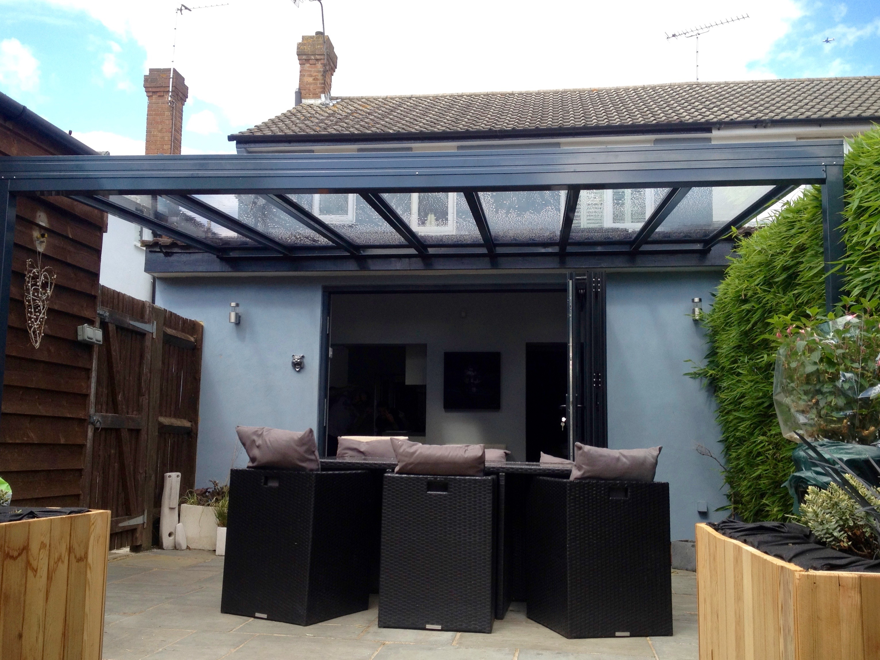 Alfresco Deluxe Patio Roof