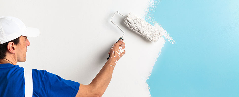 Skimming adds the finishing touch to plasterboard