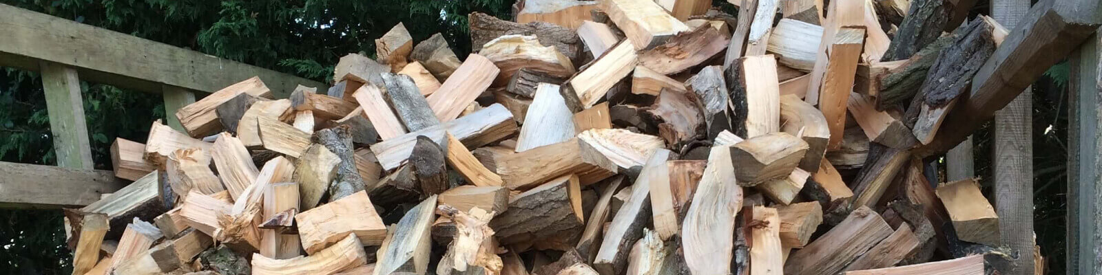 Logs and Woodchip