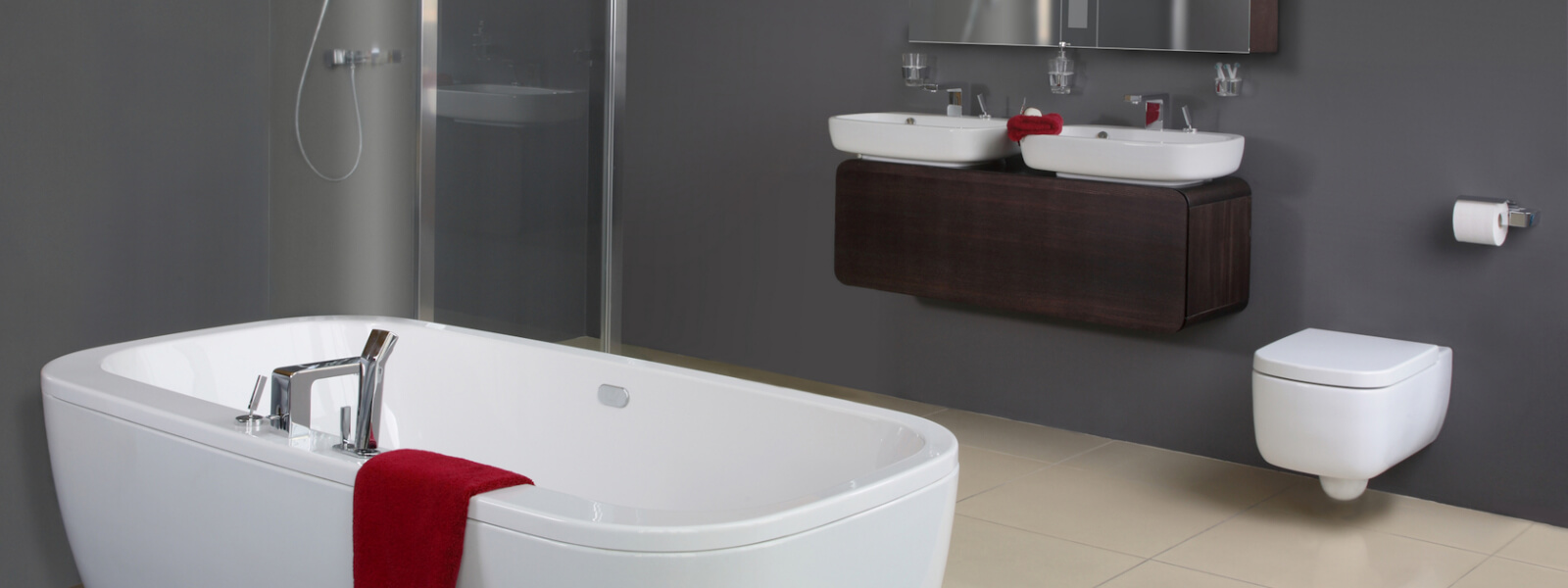Your First Choice for Bathrooms