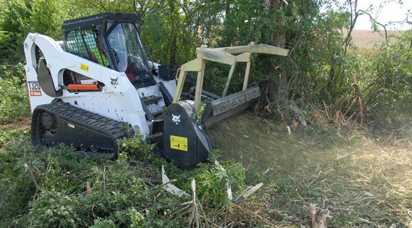 Forestry Machinery for Hire