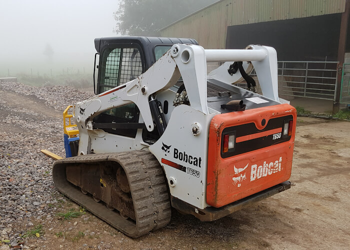 Bobcat Tracked Loaders