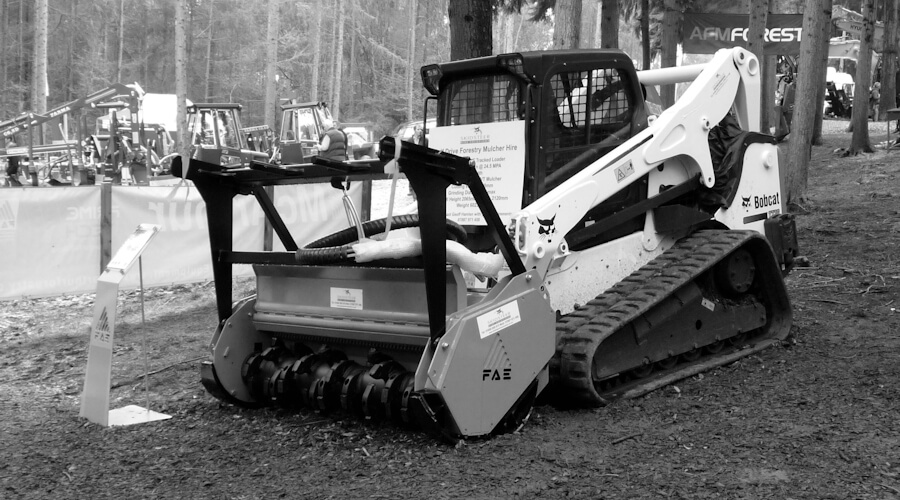 Plant Equipment Hire Nationwide