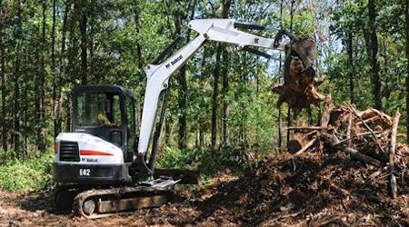 Bobcat Machinery for Agriculture