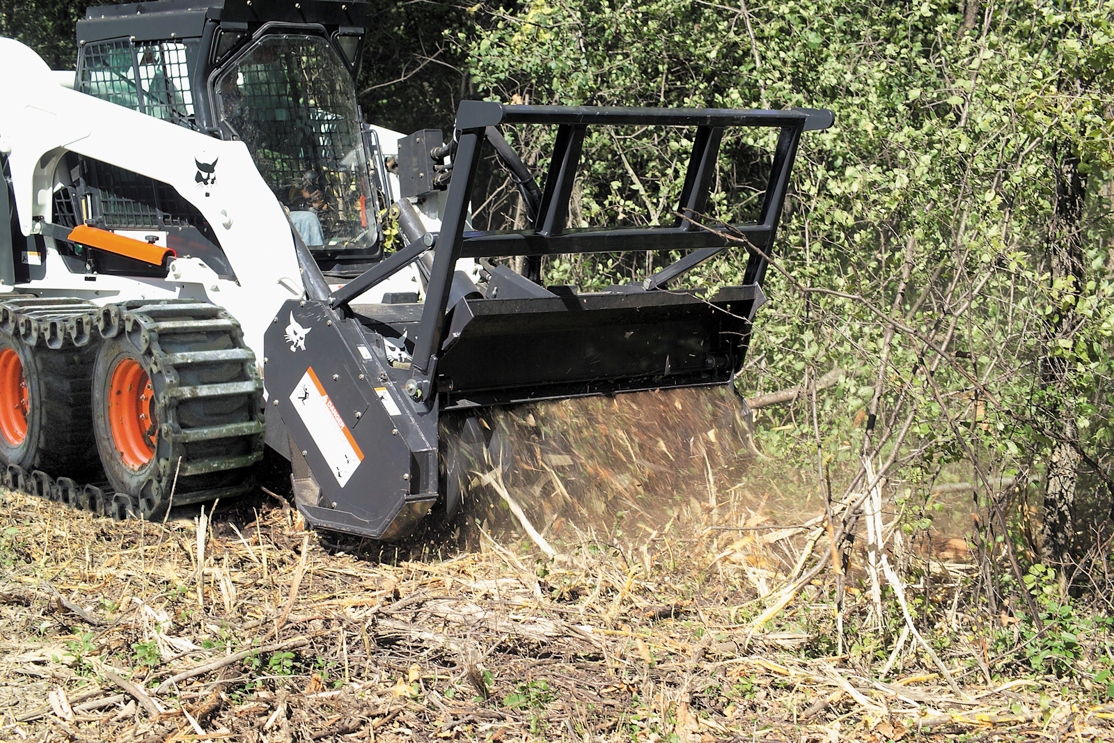 Bobcat Forestry Mulcher