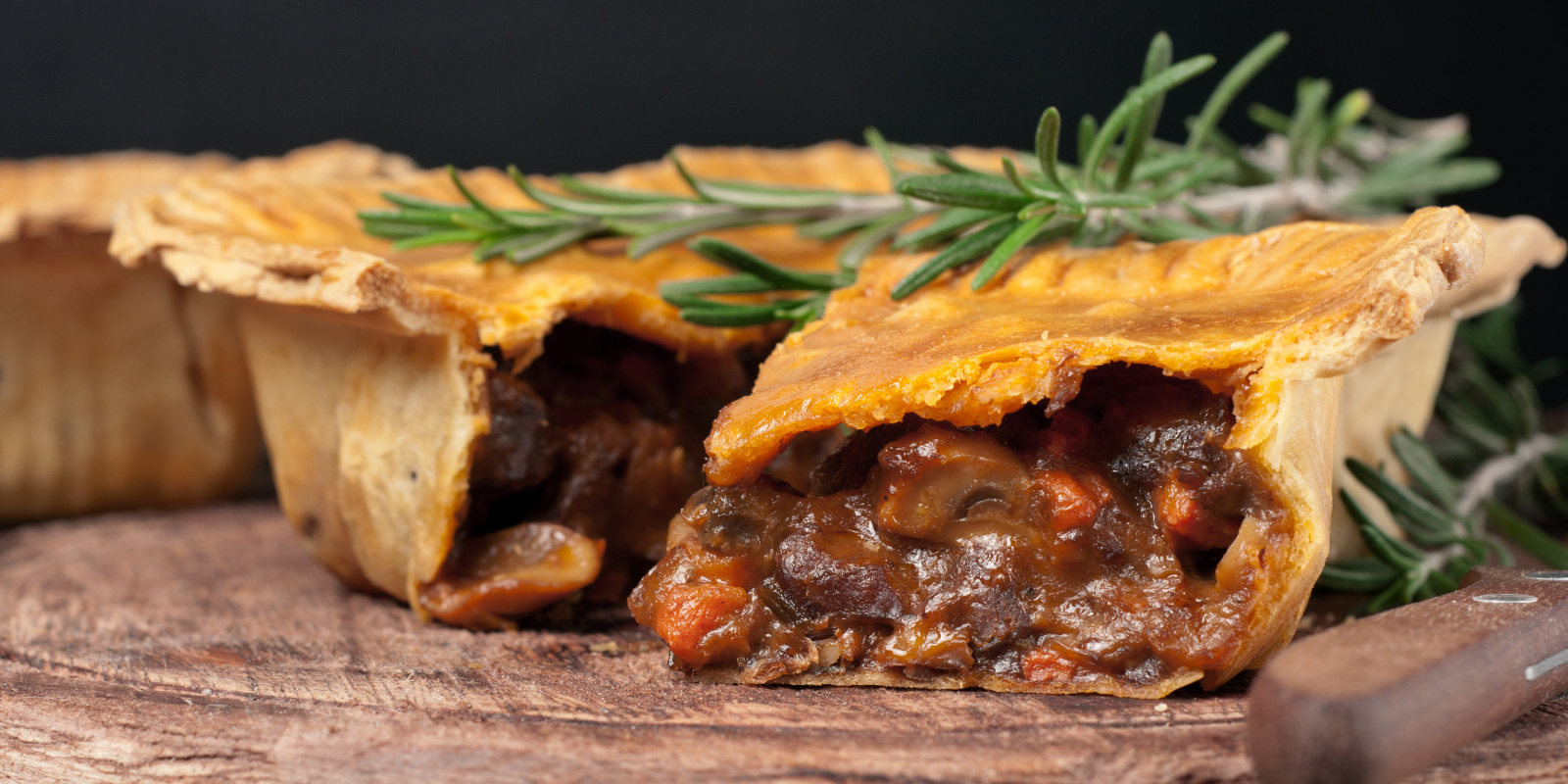 Pies & Ready Meals