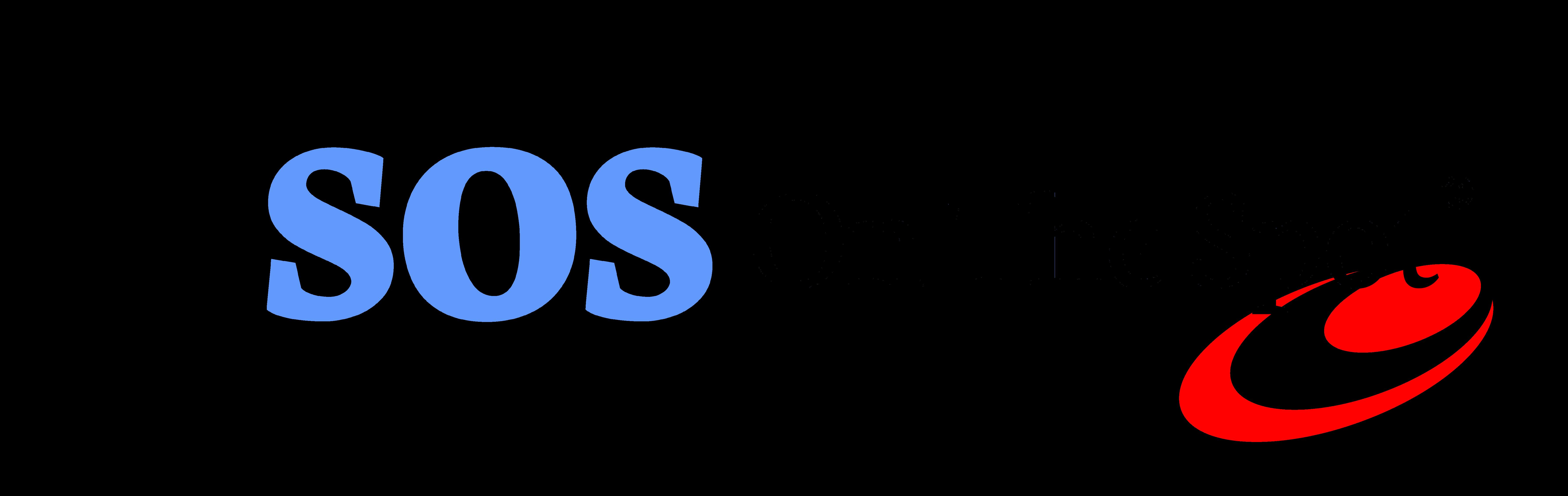 SOS On The Spot Logo