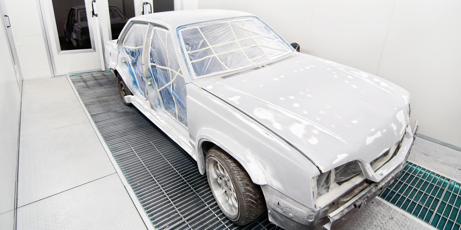 Spray Booth Service & Repairs