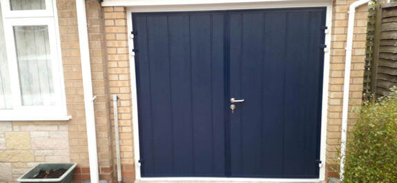 Roller Garage Doors | Stafford, Staffordshire - LT Garage Doors Stafford