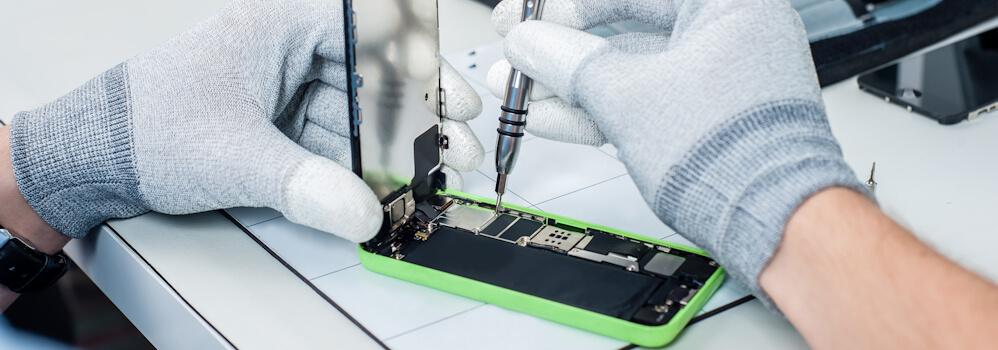 iPhone and iPad Repairs
