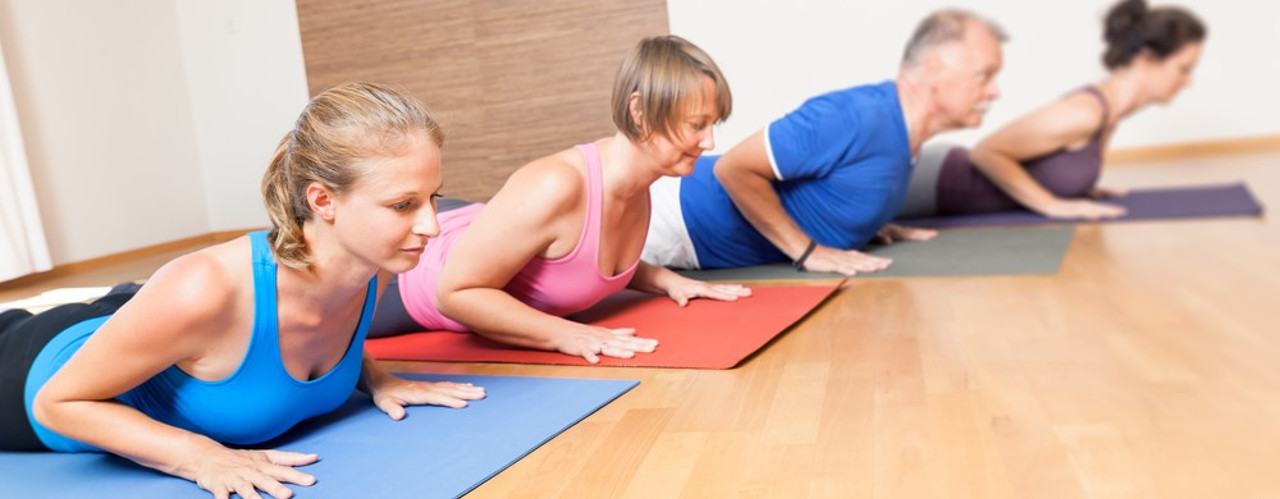 Pilates Classes in Exeter