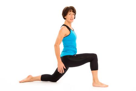Tessa the Pilates instructor