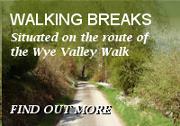walking breaks button