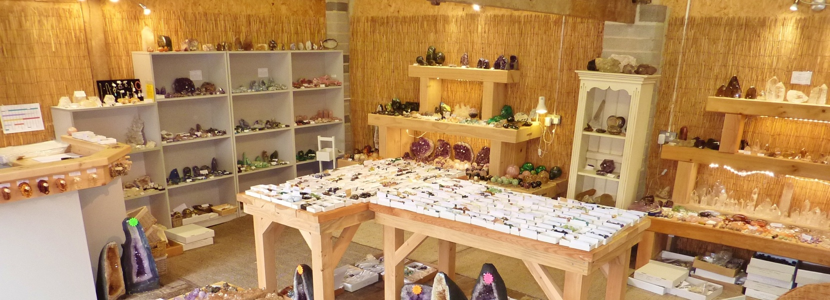 Crystal Shop Kettering - The Crystal Barn