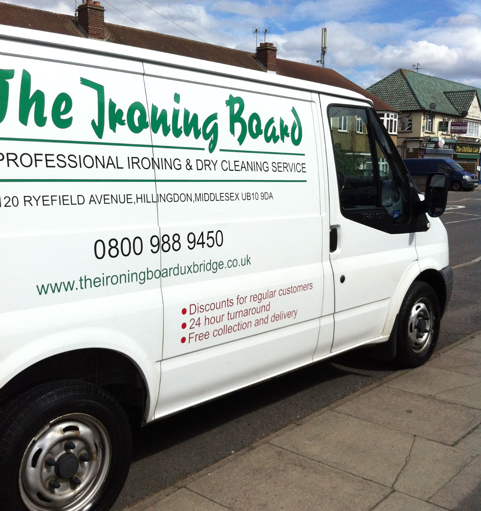 Ironing Services in Uxbridge