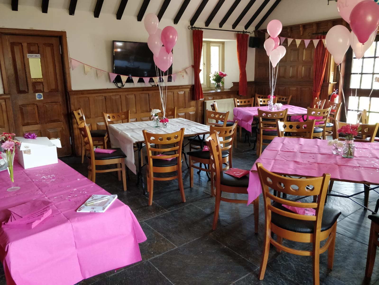 The Thatched Cottage Function Room