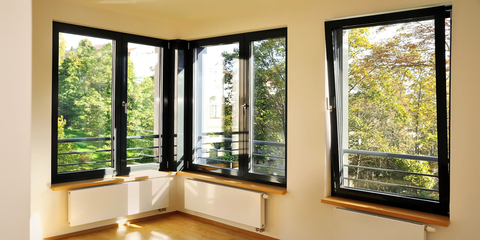 Professional Window Installations