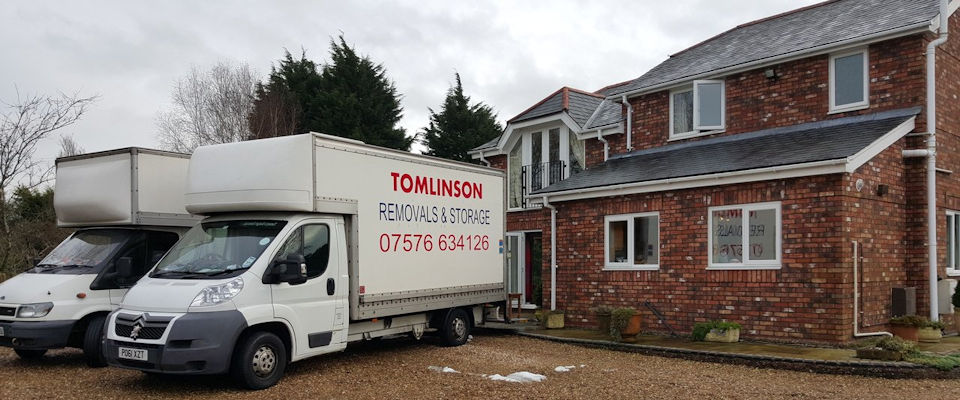 Tomlinson's Removals & Storage