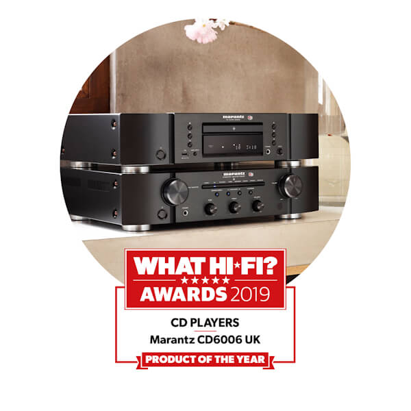 What Hi-Fi Awards 2019 CD Players