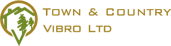 Town & Country Vibro Logo