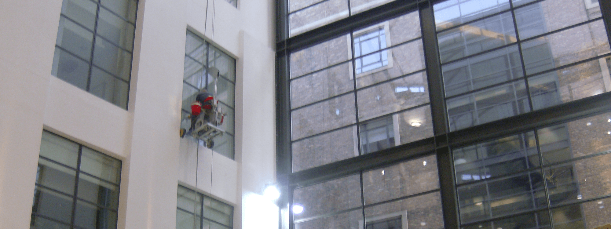 Reliable Interior Window Cleaning