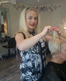 Emma a Professional Hair Stylist
